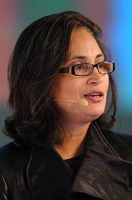 Padmasree Warrior, Chief Technology and Strategy Officer, Cisco Systems