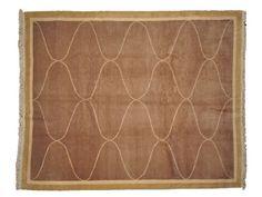 Taupe Area Rug, Tibetan Modern 8'x10' Hand Knotted 100% Wool Rug SH7365 1800 Get A Rug http://www.amazon.com/dp/B00DQ9KZ0M/ref=cm_sw_r_pi_dp_4gGbub1XZTM37