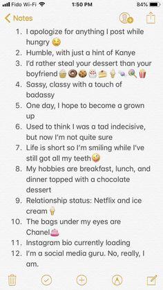 18 Cute Insta And Tik Tok Bios Ideas In 2021 Cute Instagram Captions Instagram Quotes Captions Instagram Captions For Selfies