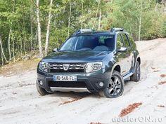 Внедорожник Dacia Duster 2014   Новости автомира на dealerON.ru