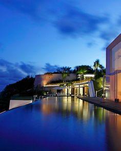 Villa Latitude, Uluwatu, Bali, Indonesia.