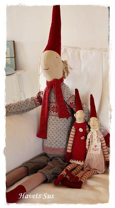 Havets Sus, Maileg, Christmas, 2014, Denmark Swedish Christmas, Scandinavian Christmas, Christmas 2014, Best Christmas Gifts, Christmas Decorations, Christmas Ornaments, Holiday Decor, Scandi Style, Elves