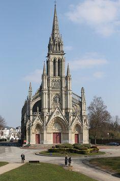 Basilique Notre-Dame de Bonsecours - Rouen ~