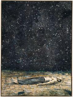 Anselm Kiefer - Sternenfall (Pluie d'étoiles)