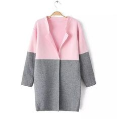 4bc2fbb1d41 OLGITUM 2017 Cardigans New Fashion Long Cardigan Sleeve Wool Sweaters Women  Casual Patchwork Sweater Autumn Winter