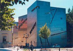 Jewish Museum, Berlin, Alemania de Daniel Libeskind
