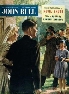 John Bull, March 1956