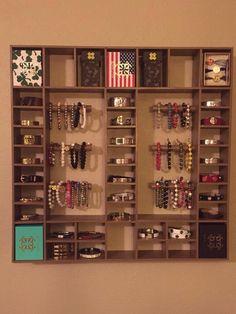 Jewelry Diy Storage