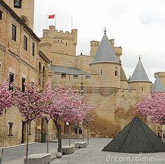 Royal Palace, Olite, Spain