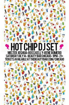 Muly 14 - Old Style Light & Beauty Bar Present: Hot Chip DJ Set