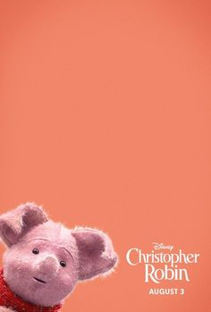 Disney's Christopher Robin director and cast speak about working on the new live-action film and how the wisdom of Winnie the Pooh influenced the movie. Walt Disney, Disney Time, Disney Magic, Disney Art, Disney Movies, Disney Pixar, Ewan Mcgregor, Pooh Bear, Tigger