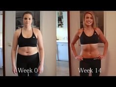 My WEIGHT LOSS BODY TRANSFORMATION in 14 WEEKS with Freeletics | WOMAN - YouTube