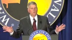 """HATEMONGER: Franklin Graham warns gays to change their ways or 'it's the flames of hell for you."""""""