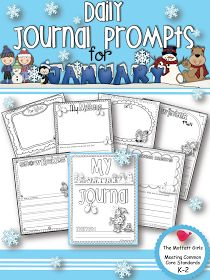 The Moffatt Girls: Daily Journal Prompts for January!
