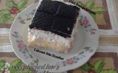 Házi franciakrémes, sütés nélkül recept fotóval