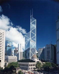 Bank of China Tower, Hongkong, China, 367 meters