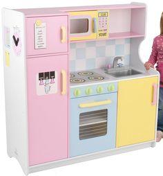 Muebles infantiles rincon casita infantil cocina de for Cocina de juguete step 2