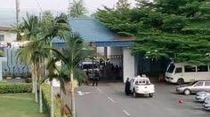 Cross River State Governor Senator Ben Ayade Wednesday locked out the staff of Government House ...