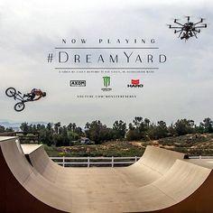 BMXing: Dream Yard ft. Pat Casey (Clip)