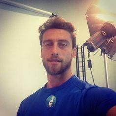 """#ClaudioMarchisio Claudio Marchisio: Oggi a Vinovo set per AIRC """"un gol per la ricerca"""" @AIRC_it @juventus #vinovocenter #instamoment #"""