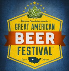 Great American Beer Festival, I have only been to the last two, but I can tell you this, I will never, ever, miss one again, until the day I die. Beer festivals, especially this premier one, is heaven, I do say so myself.