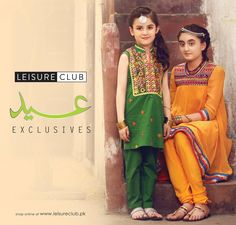 Leisure Club Eid Collection 2015 for Kids