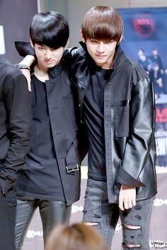 we are bulletproof! (c)http://bts-v1230.com/ #BTS #V #Jungkook