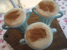capuccino mousse