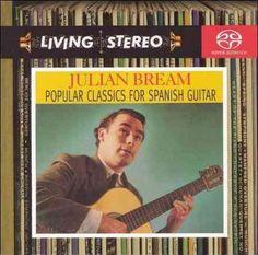 Julian Bream - Popular Classics for Spanish Guitar