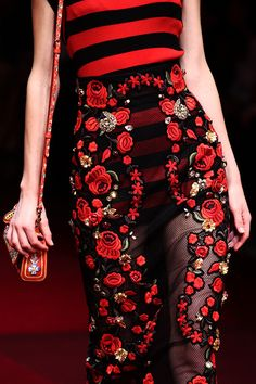 dolce & gabbana ss 2015 haute couture