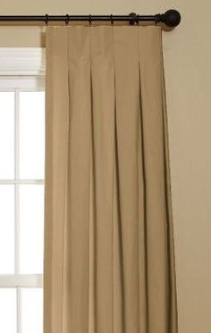 1000 Images About I Drapery 5 Box Pleat On Pinterest