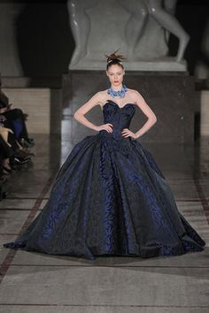 Zac Posen - Sensational Showstopping Gown