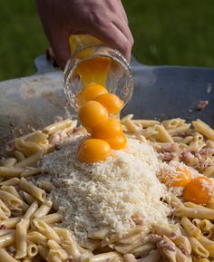 - New Ideas Pasta Carbonara, Happy Foods, Bolognese, Wok, Penne, Pulled Pork, Risotto, Grilling, Food And Drink