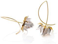 Jayne Redman Online Shop | Jayne Redman columbine earrings