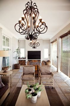 Such an amazing sunroom