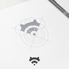Design Ideas Art Logo Inspiration New Ideas Inspiration Logo Design, Icon Design, Design Art, Design Ideas, Corporate Design, Branding Design, Logo Branding, Logo Luxury, Logo Sketches