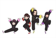 Momoiro Clover Z to Perform Theme Song, Guest Star in 26th Crayon Shin-chan Anime Film