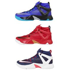 Nike Ambassador VIII 8 Lebron James Mens Basketball Shoes Sneakers Pick 1