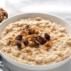 Fast Hearty Oats - Healthy 5-Minute Meals from Nutrition Pros - Shape Magazine