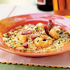 Shrimp Étouffée | Cooking Light - I made this tonight and it was DELICIOUS!