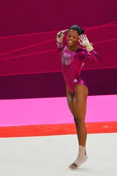 floor gymnastics gabby. US Gymnast Gabby Douglas Performs On The Floor During Artistic Gymnastics Women\u0027s Individual All-