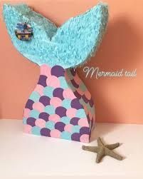 Image result for Mermaid tail Pinata