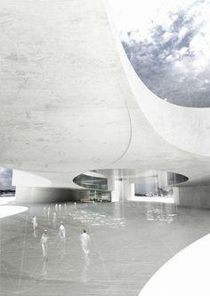 Guillermo Vazquez Consuegra · Complejo de Museos de Medina · Divisare