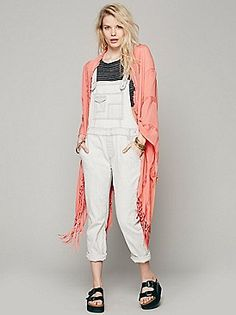 Muche et Muchette Rory Lace Ruana at Free People Clothing Boutique