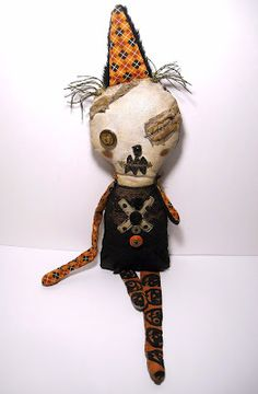 Junker Jane Art Dolls And Miniatures