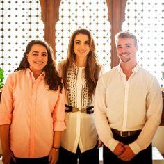 Queen Rania, November 2, 2015