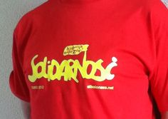 "Tribute to the Polish hosts at Euro 2012. The classic ""Solidarnosc"" logo and ""Vamos España in Polish"