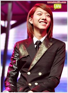 Lee Jung-Shin from CN Blue