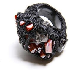 Aoi Kotsuhiroi Wet Moon Ring Collection ‹ RIVALED. Online Ma ...