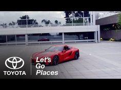 Idea to Life | FT-1 | Toyota - YouTube